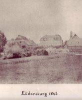 Schloss Lüdersburg 1865