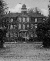 Schloss Lüdersburg 1940